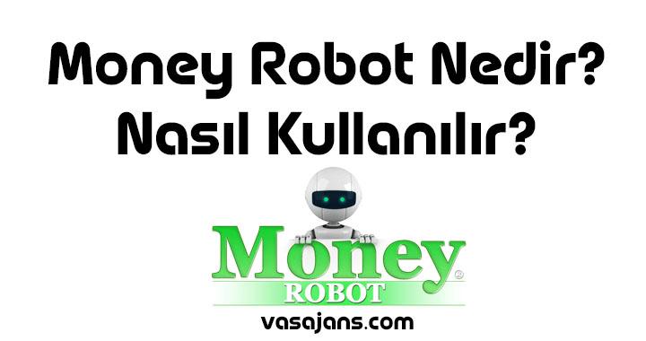 Money Robot Özellikleri